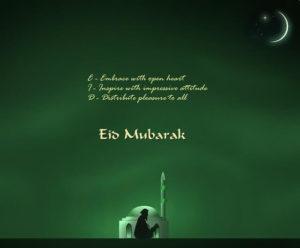 Eid Mubarak Status & Quotes