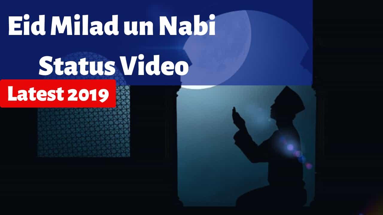 Eid Milad un Nabi Status Video for Whatsapp
