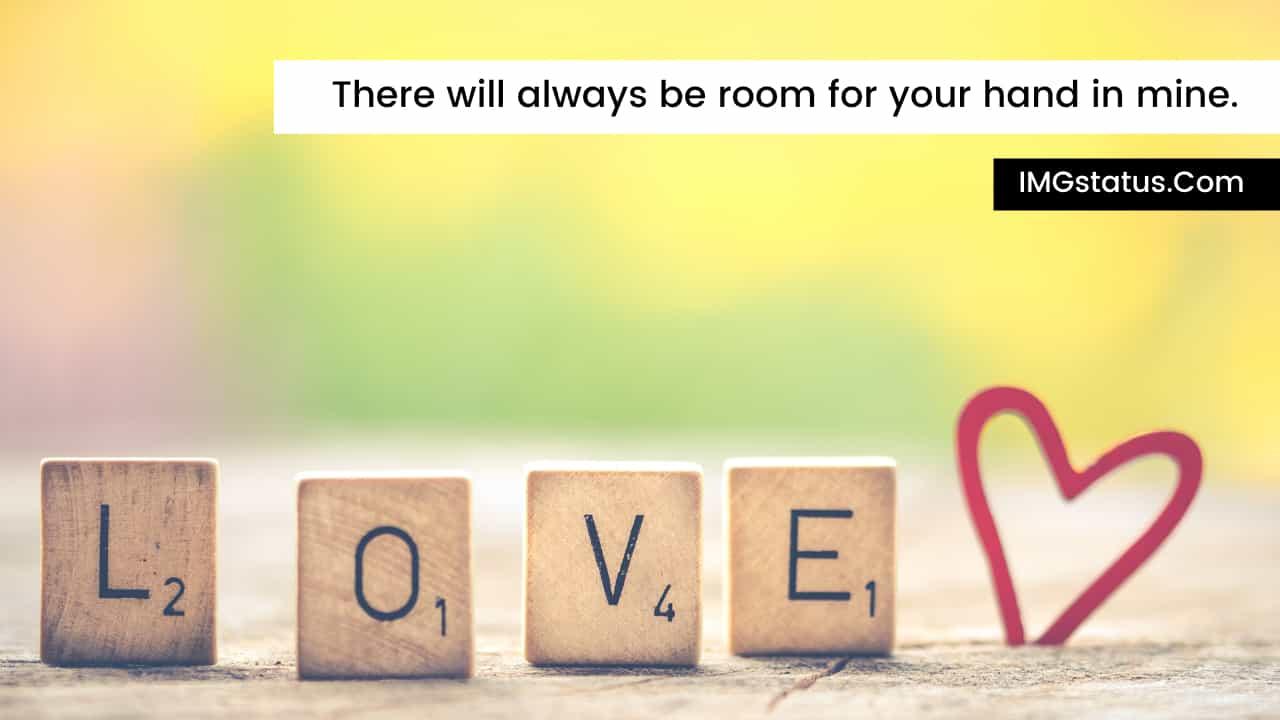 Instagram Captions for love