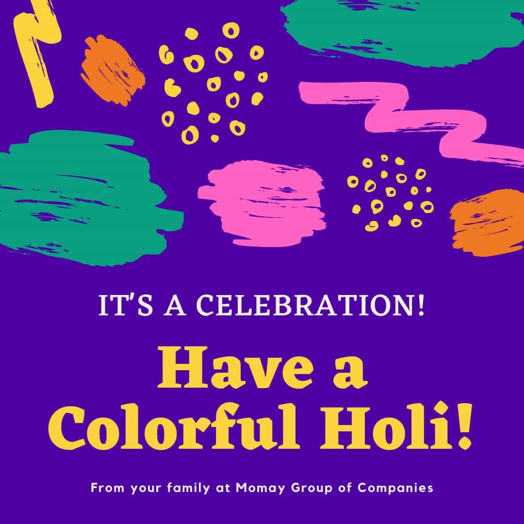 Happy Holi Image