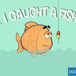 Once i caught a fish alive lyrics
