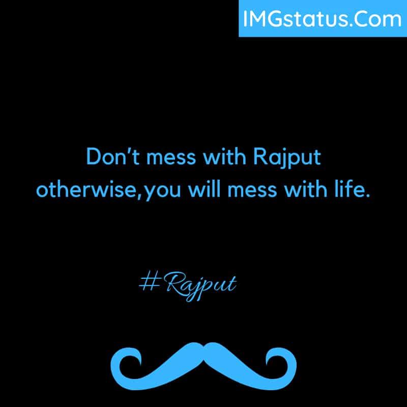 Rajputana Status