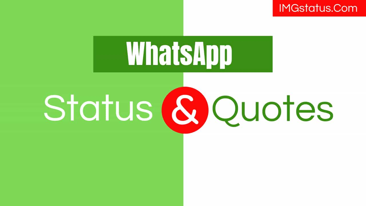 Whatsapp Status & Quotes