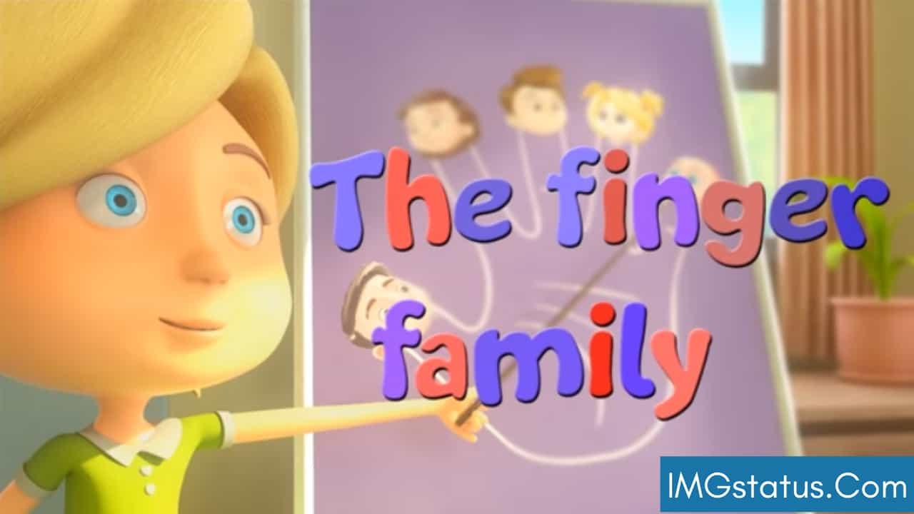 the finger family lyrics
