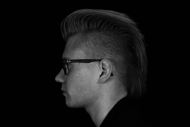 New Mens Haircut
