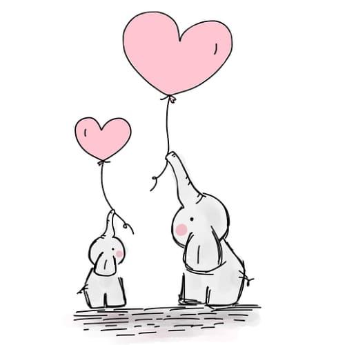 Love Cartoon DP
