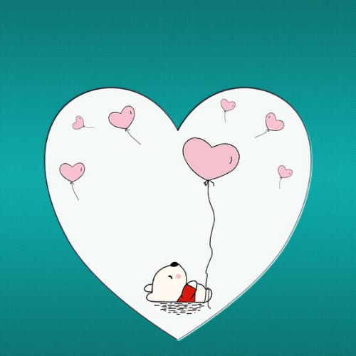 Love DP for Facebook