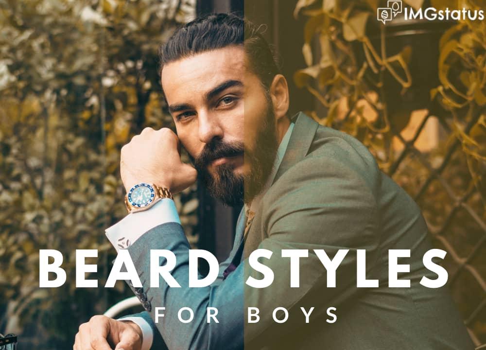 Beard Styles for Boys